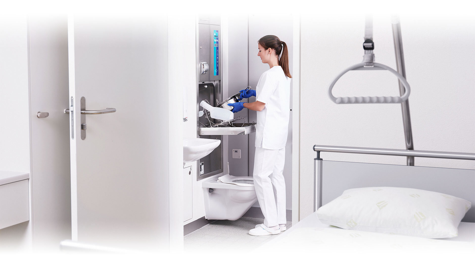 cleaning and disinfection technology hospitals